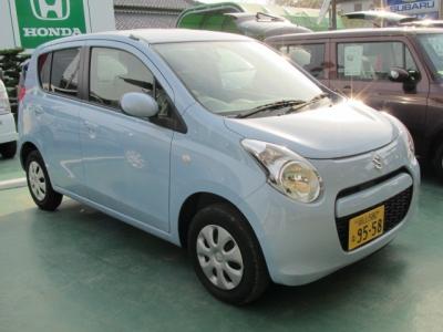 アルト(スズキ)ディラー使用車全体 静岡県のスズキ アルト Gタイプは未使用車