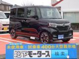 ホンダ新型N-BOXカスタム[NO:7487]